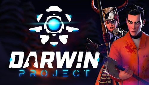 Cover for Darwin Project.