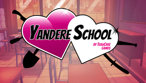 Cover for Yandere School.