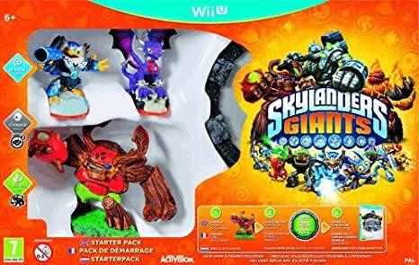 Cover for Skylanders: Giants.
