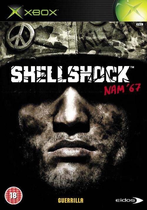 Cover for Shellshock: Nam '67.