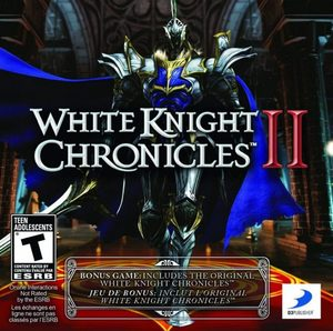 Cover for White Knight Chronicles II.
