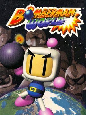 Cover for Bomberman World.