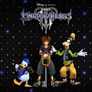 Cover for Kingdom Hearts III.