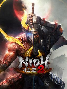 Cover for Nioh 2.