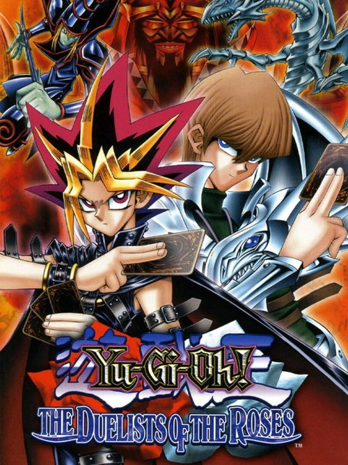 Cover for Yu-Gi-Oh! The Duelists of the Roses.