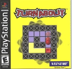 Cover for Turnabout.