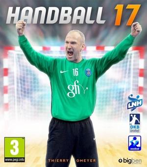 Cover for Handball 17.