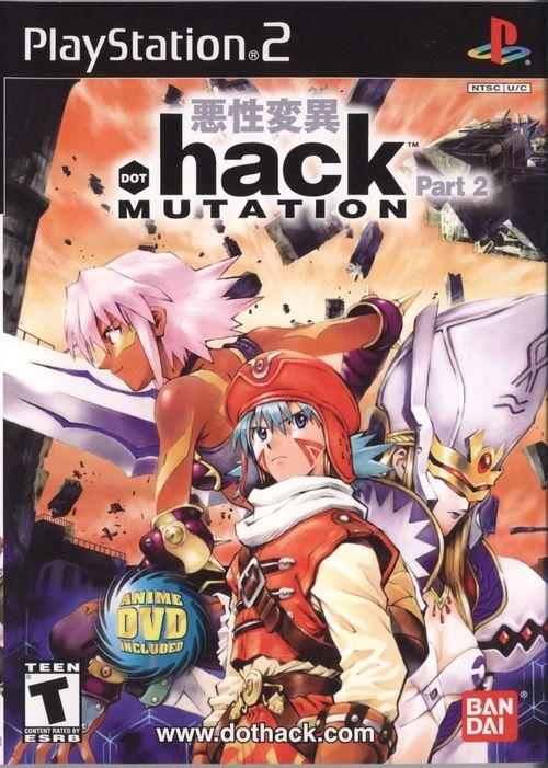 Cover for .hack//Mutation.