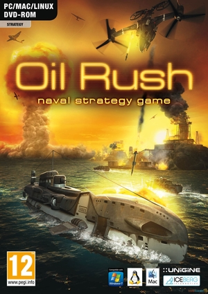 Cover for Oil Rush.