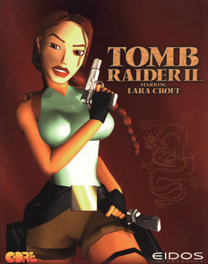 Cover for Tomb Raider II.