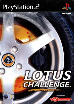 Cover for Lotus Challenge.