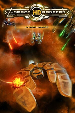 Cover for Space Rangers HD: A War Apart.