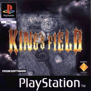 Cover for King's Field.
