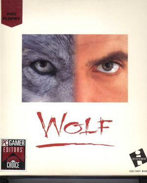 Cover for Wolf.