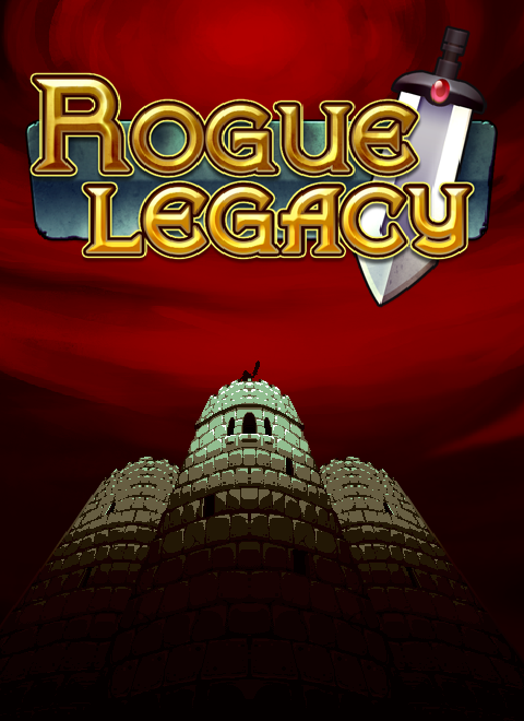 Cover for Rogue Legacy.