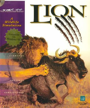 Cover for Lion.