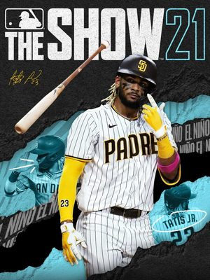 Cover for MLB The Show 21.