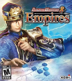 Cover for Dynasty Warriors 8.