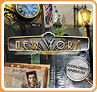 Cover for Secret Mysteries in New York.