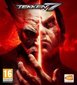 Cover for Tekken 7.
