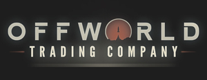 Cover for Offworld Trading Company.