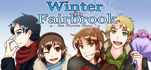 Cover for Flower Shop: Winter In Fairbrook.