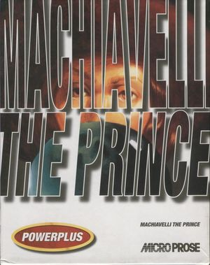 Cover for Machiavelli the Prince.