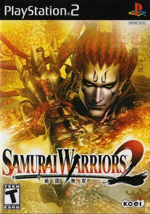 Cover for Samurai Warriors 2.
