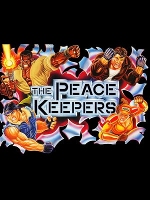 Cover for The Peace Keepers.