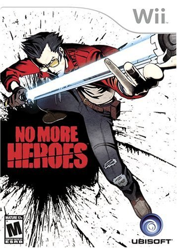 Cover for No More Heroes.