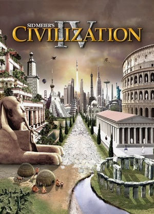 Cover for Civilization IV.