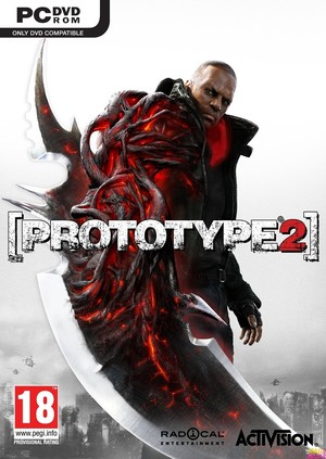 Cover for Prototype 2.