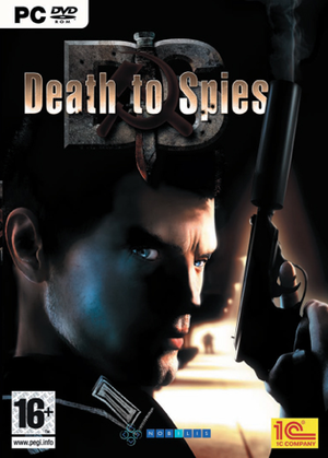 Cover for Death to Spies.