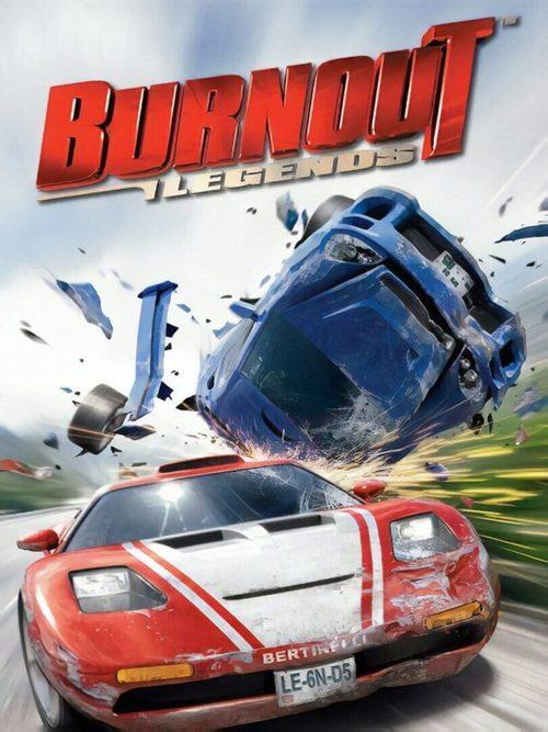 Cover for Burnout Legends.