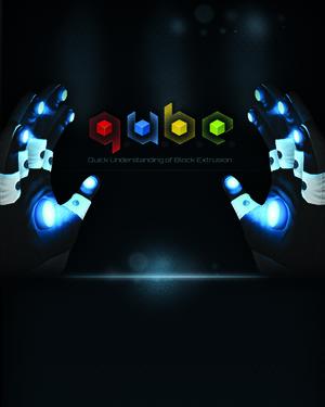 Cover for Q.U.B.E..