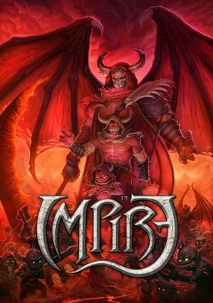 Cover for Impire.