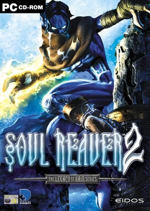 Cover for Soul Reaver 2.