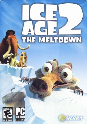 Cover for Ice Age 2.