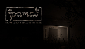 Cover for Pamali: Indonesian Folklore Horror.