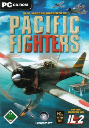 Cover for Pacific Fighters.