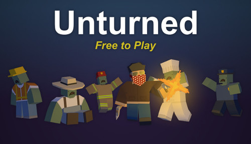 Cover for Unturned.