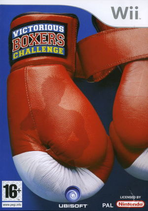 Cover for Victorious Boxers: Revolution.