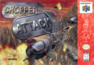 Cover for Chopper Attack.