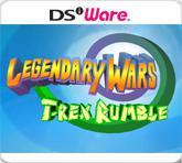 Cover for Legendary Wars: T-Rex Rumble.
