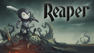 Cover for Reaper: Tale of a Pale Swordsman.