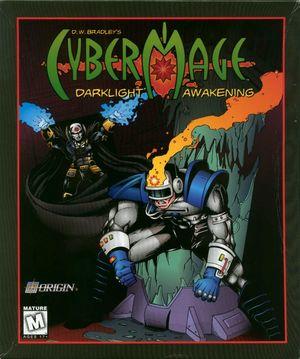 Cover for CyberMage: Darklight Awakening.