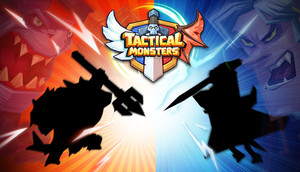 Cover for Tactical Monsters Rumble Arena.