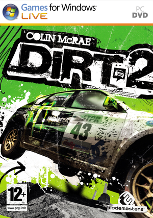 Cover for Colin McRae: Dirt 2.