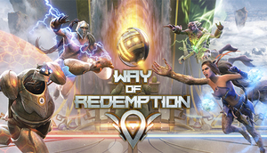 Cover for Way of Redemption.