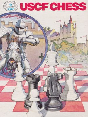 Cover for USCF Chess.